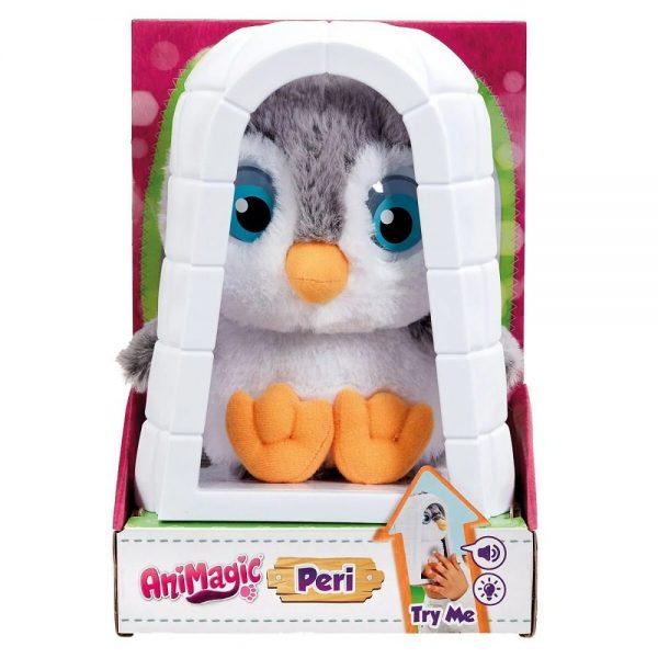 Plišana igračka Animagic Peri pingvin