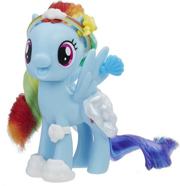 Rainbow Dash Moj mali poni Land&Sea figurica i dodaci