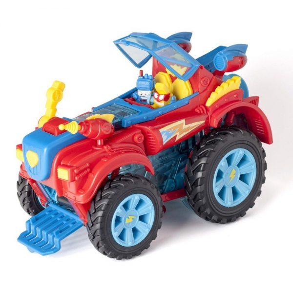 Super Zings vozilo Monster Hero