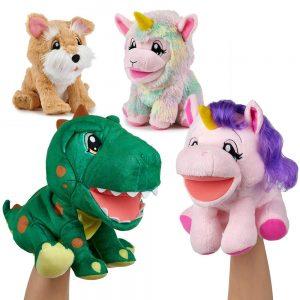 Interaktivne plišane igračke Play&Say Puppets