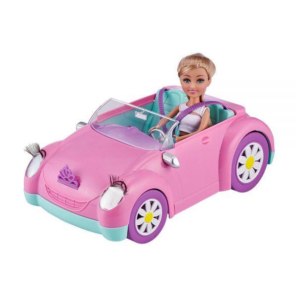 Sparkle Girlz lutka i auto