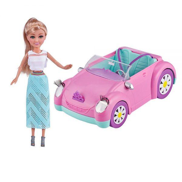 Sparkle Girlz lutka s vozilom