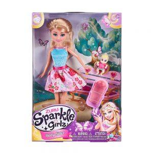 Sparkle Girlz set za igru Dadilja