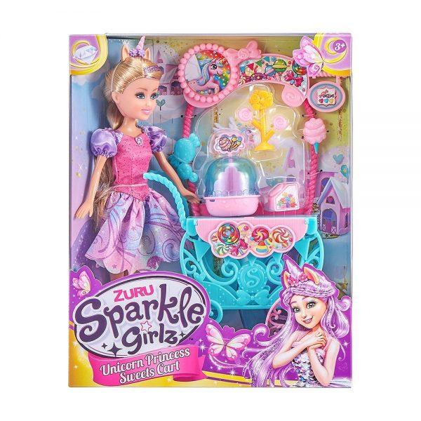Sparkle Girlz set za igru Štand sa slatkišima