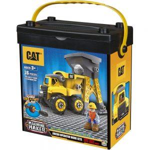 CAT Machine Maker set za sastavljanje Kamion