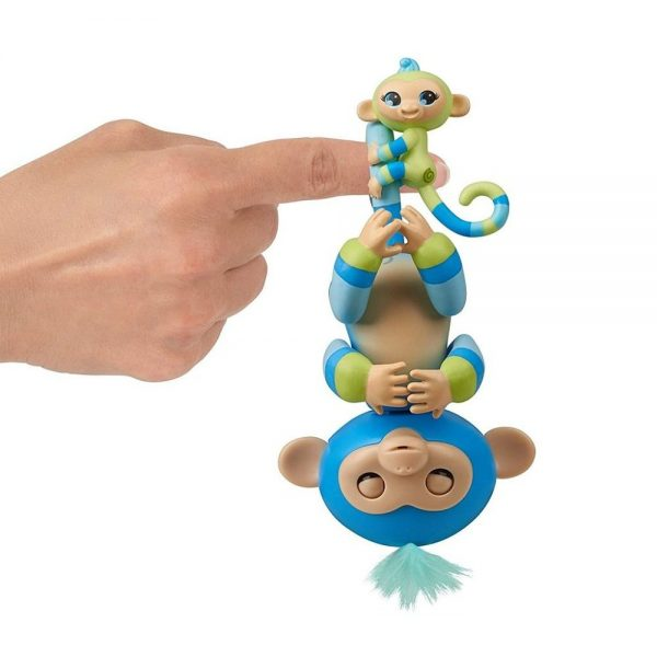 Fingerlings BFF interaktivni majmunčić za djecu