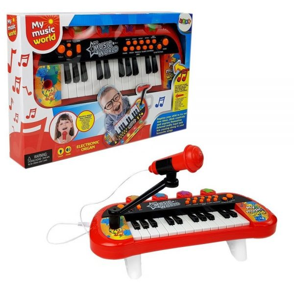 Dječje klavijature s mikrofonom