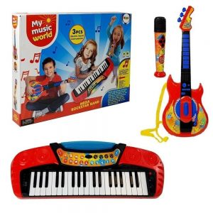 Dječji glazbeni set 3 u 1