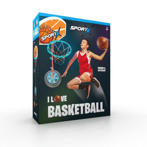 Dječji košarkaški set