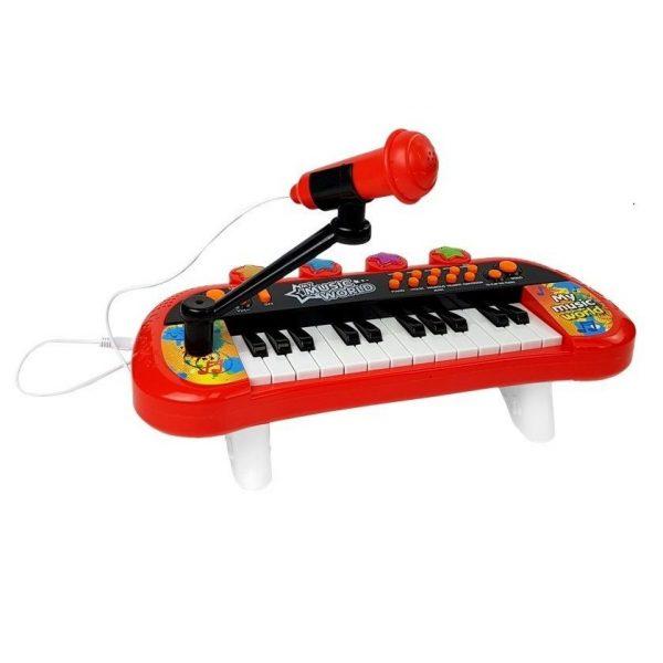Klavijature s mikrofonom