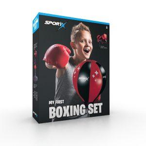 Moj prvi set za boks