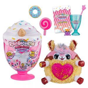 Rainbocorns Sweet-Shake Surprise plišana igračka