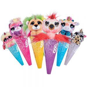 Coco Cones Fantasy plišane igračke