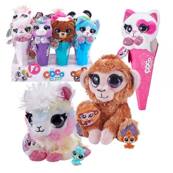 Coco Cones igračke