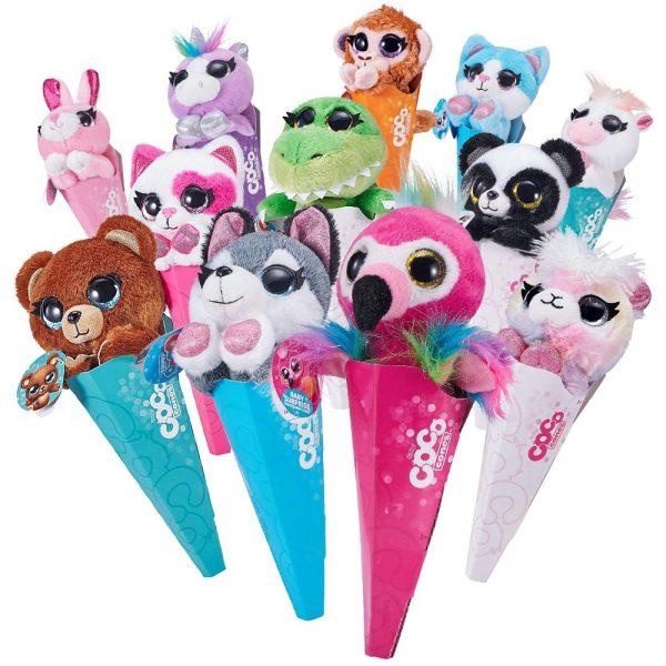 Coco Cones plišane igračke