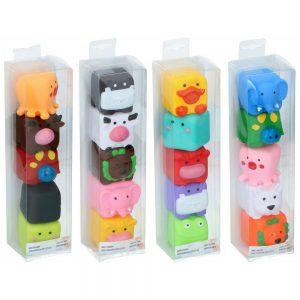 Gumene igračke za kupanje Životinje
