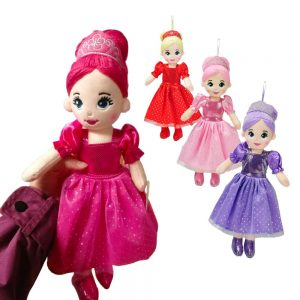 Plišana lutka Princeza