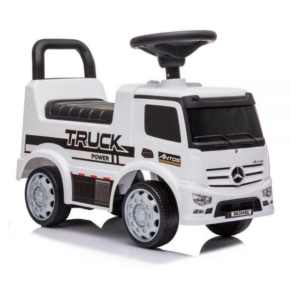 Dječji kamion guralica Mercedes Antos bijeli