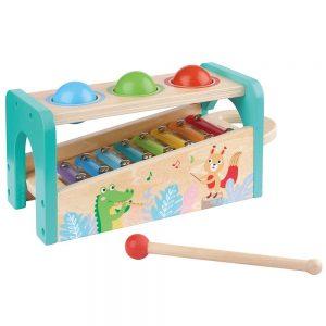 Drveni ksilofon udaraljka