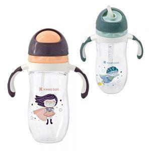 Dječja bočica sa slamkom Kikka Boo Super Hero