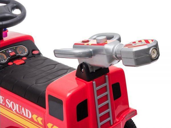 Dječja guralica Vatrogasni kamion puhalica za mjehuriće