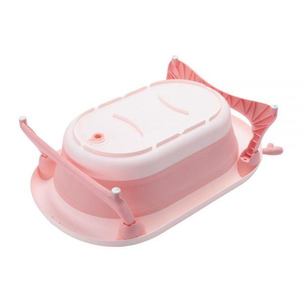 Dječja kadica Kikka Boo Foldy ružičasta