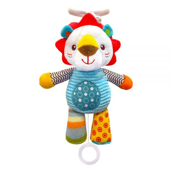 Glazbena igračka Kikka Boo lav Leo
