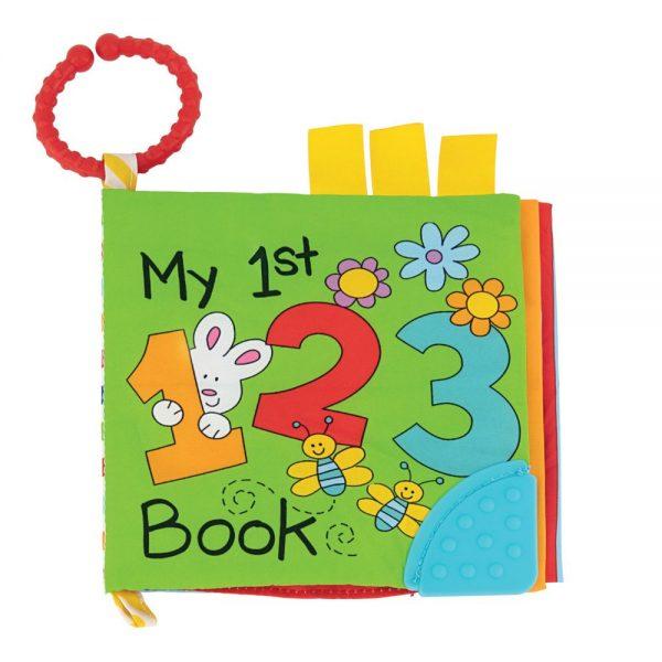 Kikka Boo knjižica s grickalicom Brojevi