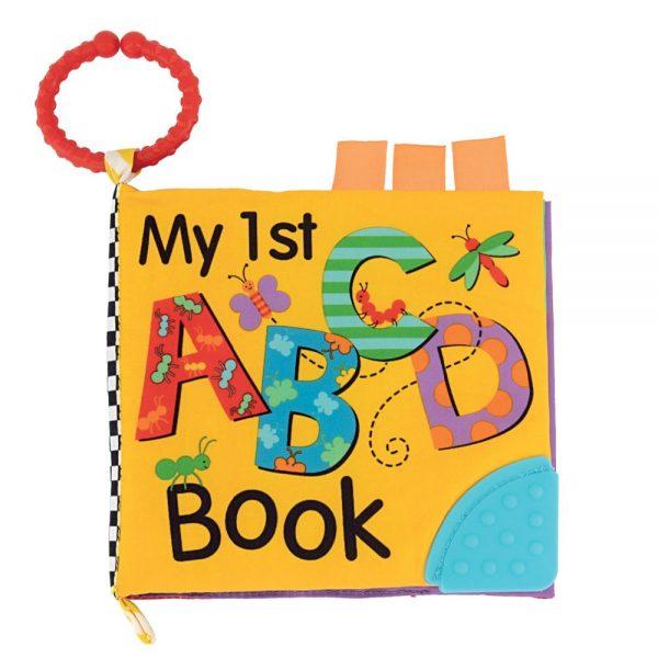 Kikka Boo knjižica s grickalicom Slova