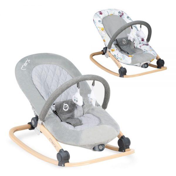 Ležaljka za bebe MoMi Lumiwood