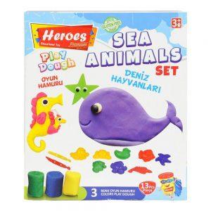 Plastelin Heroes Morske životinje