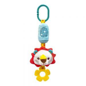 Plišana igračka sa zvoncem Kikka Boo lav Leo