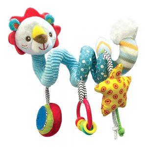 Spiralna igračka Kikka Boo lav Leo