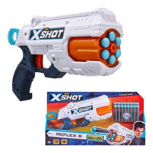 X-Shot ispaljivač Reflex 6