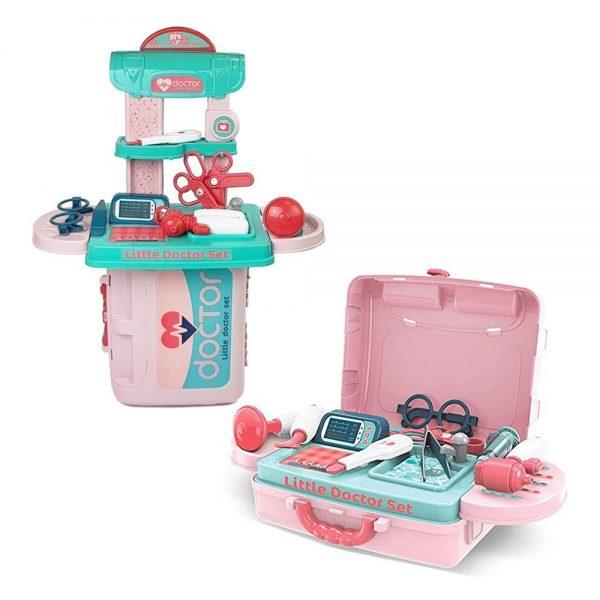 Dječji doktorski set u koferu